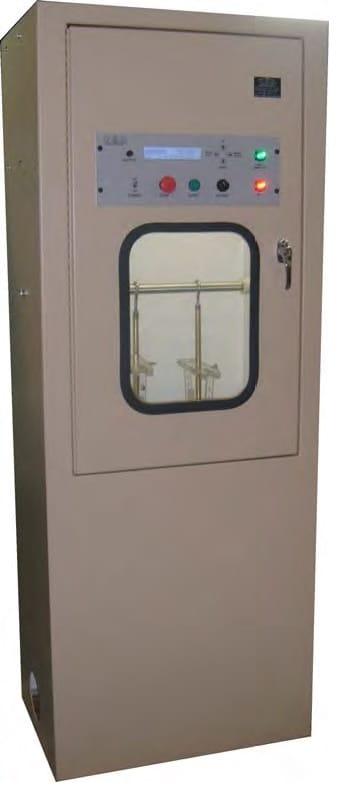 Probadores de guantes y mangas ATGM - Semiautomática