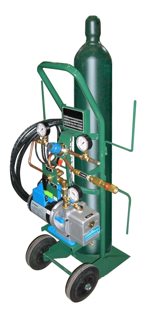 SF6 Gas Regulated Filling Unit ARFU-2