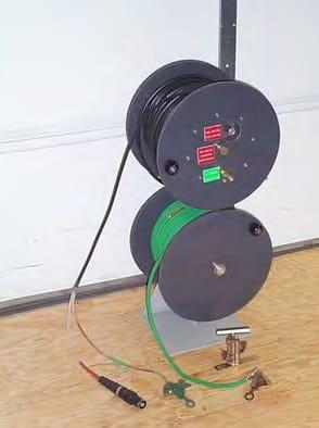 Sistemas de carrete para cable Amperis