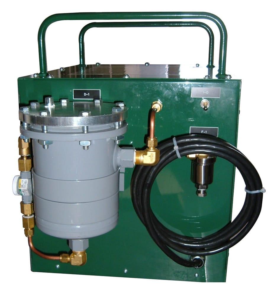 Unidad de transferencia de gas SF6 AGTU