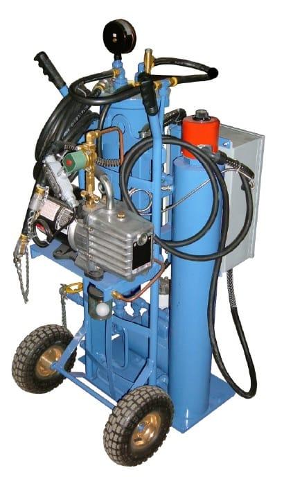 Mini Desgasificador AE865C