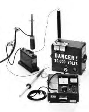 Caja de control Probador dieléctrico Alto voltaje C-DC