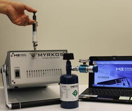 Myrkos versão de laboratório
