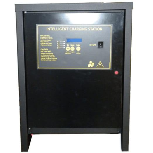 Chargeur de batterie Amperis SMF
