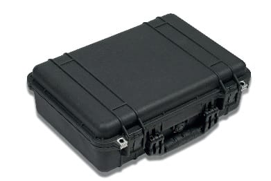 Case Portable Multi-Gas Analyzer Transdox 5100C