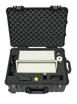 Complete optional Kit O2 gas analyzer Transdox 3100E O2