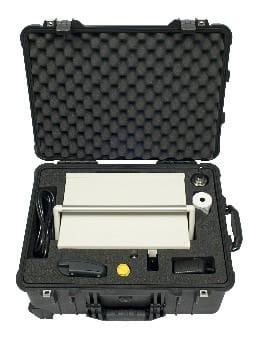 Complete optional Kit O2 gas analyzer Transdox 3100E O2