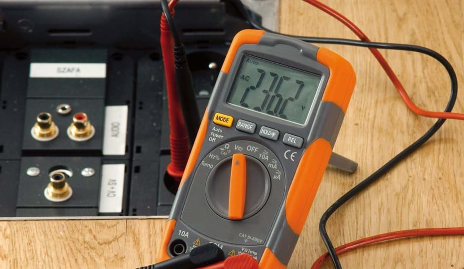 Connections Multimeter ACMM-10