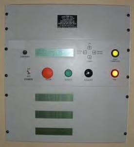 Controles Probadores de guantes y mangas Series AL, AM, AN