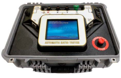 Equip detail Automatic Ratio Testers TTR-3D Series