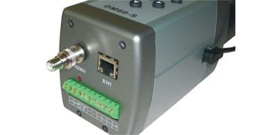 Cámara Termográfica para control de procesos y seguridad IRDM60 - Puerto LAN