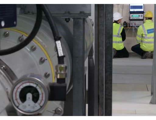 Detección y monitoreo multipunto de fugas de SF6