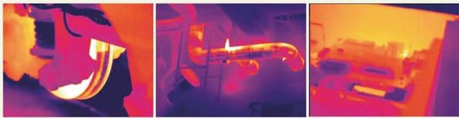 Professional infrared cameras TC3/7 Series