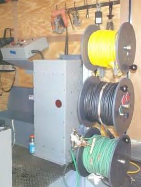 Instalación Localización de fallas en cables AXF Series TP