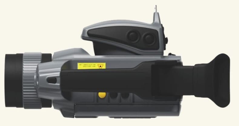 Upper side Infrared cameras IRDL708 Series
