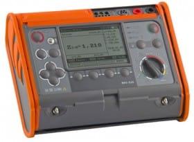 Medidor multifuncional de instalações elétricas MPI-525