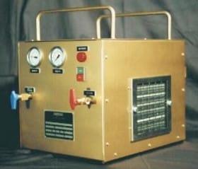 Unité de transfert du gaz SF6 AGTU