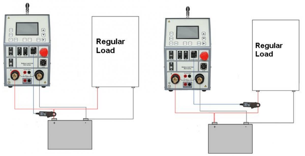 Descargador de baterías para grandes bancos
